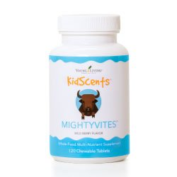 Healthy & Fit | Foundation Nutrition | KidScents - MightyVites Chewable Tablets