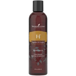 Essential Oil Products | Massage Oils | V-6 Enhanced Vegetable Oil Complex