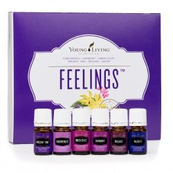 Essential Oil Products | Collections | Feelings Kit - Essential Oil Collection