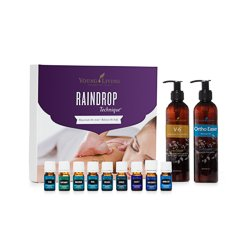 Essential Oil Products | Collections | Raindrop Technique Essential Oil Collection