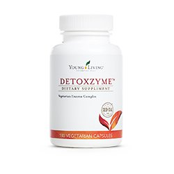 Healthy & Fit | Targeted Nutrition | Detoxzyme Capsules