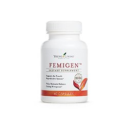 Healthy & Fit   Targeted Nutrition   FemiGen Capsules