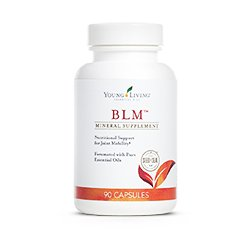 Healthy & Fit | Targeted Nutrition | BLM Capsules