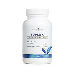 Healthy & Fit | Foundation Nutrition | Super C Tablets