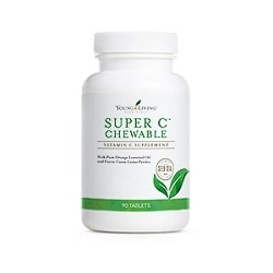 Healthy & Fit | Foundation Nutrition | Super C Chewable Tablets
