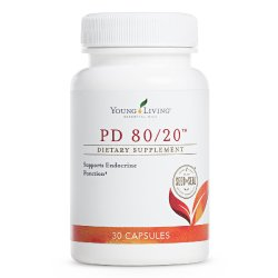 Healthy & Fit | Targeted Nutrition | PD 80/20 Capsules