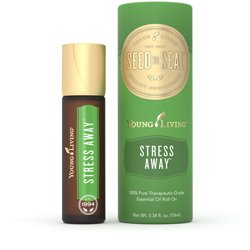 Essential Oil Products | Roll-Ons | Stress Away Roll-On