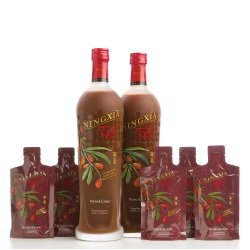 Healthy & Fit | NingXia Red | Ningxia Red Combo Pack