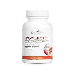 Healthy & Fit | Targeted Nutrition | PowerGize - 60 ct