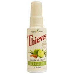 At Home | Thieves | Thieves Fruit & Veggie Spray - 2oz