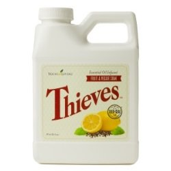 At Home | Thieves | Thieves Fruit & Veggie Soak - 16oz
