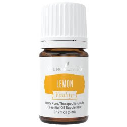Healthy & Fit | Healthy Cooking | Lemon Vitality™ - 5ml