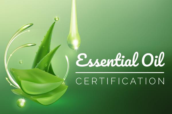 Essential Oils Certifications