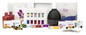 Rainstone premium starter kit young living