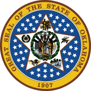 Young Living Oklahoma Distributor - State Seal