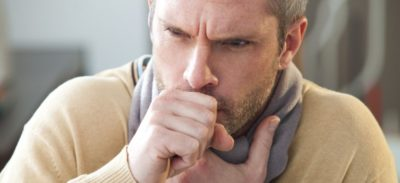 Diffusing Essential Oils for cough