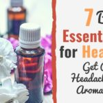 Diffusing Essential Oils For Headaches